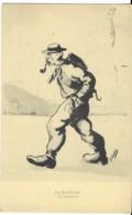 Le  Houilleur - Li Houyeu   ---  Illustrateur  J. OCHS - Autres Illustrateurs