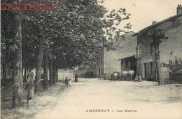AMBRONAY LES MATTES 01 AIN - France