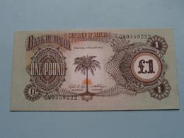 Republic Of BIAFRA > ONE POUND £ 1 ( DW0359222 ) UNC ( For Grade, Please See Photo ) ! - Autres - Afrique