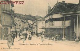 BELLEGARDE PONT DE LA VALSERINE ET COUPY ANIMEE  01 AIN - Bellegarde-sur-Valserine
