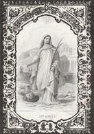 Sophie Marie Therese Van Cuyl-verviers 1872 - Devotieprenten