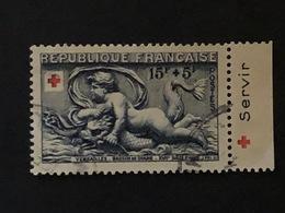 938  Croix-Rouge,  Cote 6€ - Frankreich