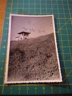 150674 VECCHIA FOTO ORIGINALE FERROVIA NORD ITALIA - Treni
