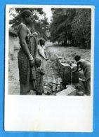 OLI323, Mission Morave, Source De La Station De Mbozi, Tanganyika, Afrique, Africa, GF, Non Circulée - Missions