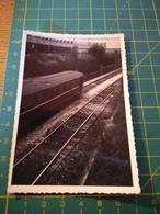 150676 VECCHIA FOTO ORIGINALE FERROVIA NORD ITALIA - Treni