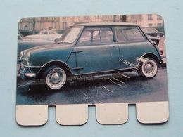 MORRIS COOPER - Coll. N° 90 ( Plaquette C O O P - Voir Photo - Ifamétal Paris ) ! - Plaques En Tôle (après 1960)