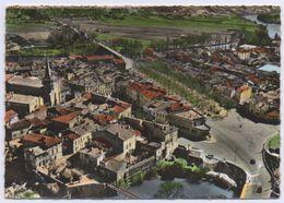 31 MURET - 6 - Edts Lapie - L'Église, La Poste & Les Allées. - Muret