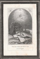 Franciscus De Clerck-brasschaet 1864 - Images Religieuses