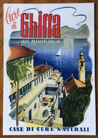 CASE DI CURA NATURALI - LAGO MAGGIORE  - CURE DI GHIFFA  N.V. - Werbepostkarten