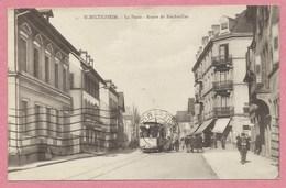 67 - SCHILTIGHEIM - La Poste - Route De Bischwiller - Tram - Tramway - Strassenbahn - Schiltigheim