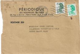 TARIF PERIODIQUES 1983 0.25 - Posttarife