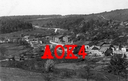 55 Meuse VARVINAY Valbois Saint Mihiel Chaillon Woevre Buxieres Panorama Eglise 1917 Ruines - Autres Communes