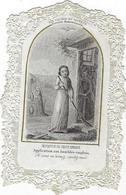 Image Religieuse  Canivet Imitation De Jesus  Enfant - Images Religieuses