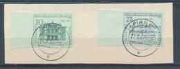 DDR/East Germany/Allemagne Orientale 1959 Mi: 676-677 Yt: 391-392 (Gebr/used/obl/usato/o)(5100) - Blokken