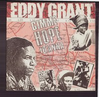 "45 T Eddy Grant ""Gimme Hope Jo'Anna, Say Hello To Fidel "" - Reggae"