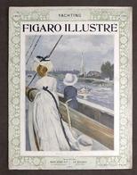 Rivista D'epoca - Figaro Illustrè - N. 131 - Settembre 1901 - Yachting - Libri, Riviste, Fumetti