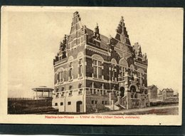 CPA - MARLES LES MINES - L'Hôtel De Ville - Other Municipalities