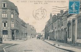 Lille PL 32 Le Chemin Des Bois Blancs Trés Rare TBE - Lille