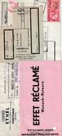 Fiscaux Schiltigheil 1965 Usines Ethel - Revenue Stamps