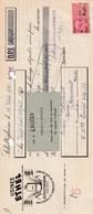 Fiscaux Schiltigheil 1961 Usines Ethel - Revenue Stamps