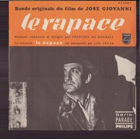 "45 T BO Du Film "" Le Rapace "" - Filmmusik"