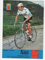 BERNARD THEVENET SIGNEE  TEKA - Radsport
