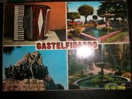 CASTELFIDARDO,VEDUTO .VIAGGIATA-1973-FG-2263 MT - Ancona