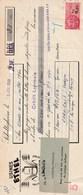 Fiscaux Schiltigheim  1960   Usines Ethel - Fiscali