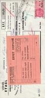 Fiscaux Schiltigheim  1964   Usines Ethel - Revenue Stamps