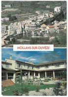 CP MOLLANS SUR OUVEZE - Vue Générale - Hôtel Saint Marc - Photos Philippe Auquier - France