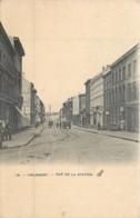 Belgique - Tirlemont - Rue De La Station - Tienen