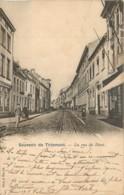 Belgique - Tirlemont - Souvenir De Tirlemont - La Rue De Diest - Série 4 N° 54 - Tienen