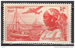 Guadeloupe Poste Aérienne N° 15 ** - Luftpost