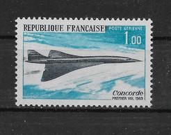 Poste Aérienne N° 43 De 1969 ** TTBE - Cote Y&T 2020 De 1,00 € - Posta Aerea