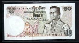 Thailand Banknote 10 Baht Series 11 P#83 SIGN#48 UNC - Thailand