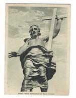 2948 - NUORO STATUA DEL REDENTORE SUL MONTE ORTOBENE 1950 CIRCA - Nuoro