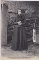 Cpa Dept 64 - Saint-jean-de-luz - Dame Ganaurra Mylor Revenant De L'église (voir Scan Recto-verso) - Saint Jean De Luz
