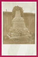 Carte Photo Militaria - Ardennes - Saint-Juvin - Monument Militaire Allemand - Guerre 1914-18