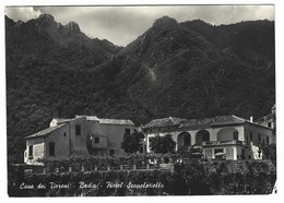 2953 - CAVA DEI TIRRENI BADIA HOTEL SCAPOLATIELLO 1954 - Cava De' Tirreni