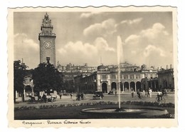 2955 - BERGAMO PIAZZA VITTORIO VENETO  ANIMATA 1936 - Bergamo