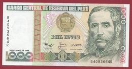 Pérou 1000 Intis Du 28/06/1988---UNC - Pérou