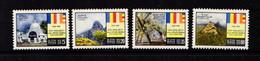 CEYLON      1967    Poyo  Holiday  System    Set  Of  4        MNH - Sri Lanka (Ceylon) (1948-...)