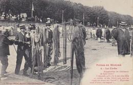 Cpa Dept 21 - Foires En Morvan - Les Cordes  (voir Scan Recto-verso) - France