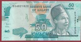 Malawi 50 Kwacha Du 01/06/2018---UNC - Malawi