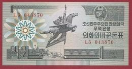 Corée Du Nord 1 Won 1988---UNC - Corée Du Nord