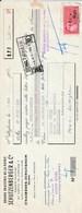 Fiscaux     1965 Stasbourg Schlitigheim  Schutzenberger - Revenue Stamps