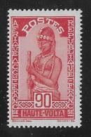 HAUTE VOLTA 1928 YT 57** - MNH - Upper Volta (1920-1932)