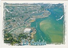 LE CROISIC   -  VUE GENERALE   AERIENNE -   Editeur : PASTOR  N°44021 - Le Croisic