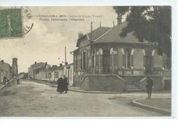 L'Aiguillon-sur-Mer-Postes,Télégraphe,Téléphone - Frankreich