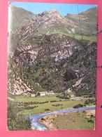 Espagne - Torla Bujaruelo - Vista General Y Rio Ara - Recto-verso - Huesca